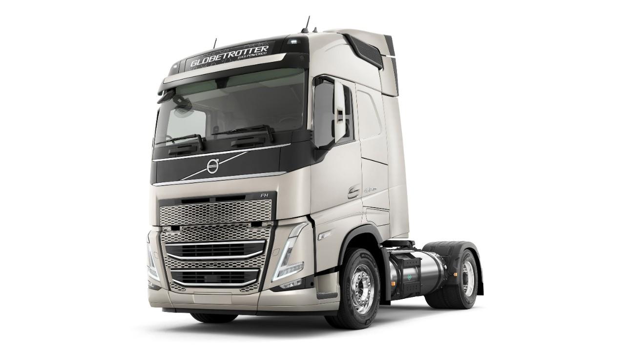 沃尔沃FH16系列是我们最强大的卡车